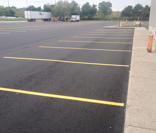 Commercial Paving Contractor in Keswick
